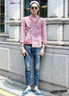 [LOOKTIQUE] Model KIM WON / 모델 김원중 / 스트릿패션 / 사복 / 인스타그램 / 87MM / 룩티크로 보는 리얼트렌드 리얼웨이패션매거진 룩티크 스트릿패션잡지 : 네이버 블로그