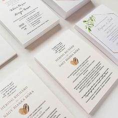 #meghívó #esküvőimeghívó #esküvő #esküvőidekoráció 18th, February