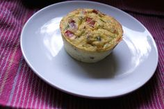 Meat and veggie mini frittatas (dairy-free) ~ Stuff I Make My Husband