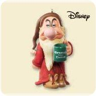 2007 Disney - Grumpy Before Coffee Hallmark Ornament at The Ornament Shop