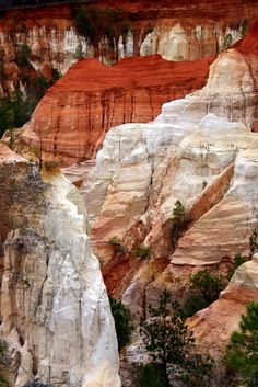 Providence Canyon, Amy Dinsmore.  Robert hiked this back in the day!