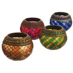 Set of 4 Glass Mosaic Tealight Candle Holders by Midwest CBK, http://www.amazon.com/dp/B00555KYM4/ref=cm_sw_r_pi_dp_YTM0qb1E70XTG