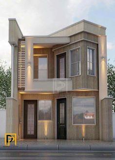 Top Amazing Modern House Designs - Engineering Discoveries Best Modern House Design, Modern Exterior House Designs, Latest House Designs, Bungalow House Design, Minimalist House Design, House Front Design, Modern House Facades, Modern Architecture, Beautiful Modern Homes