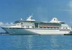 Royal Caribbean's 6th Cruise Ship, Nordic Empress, was later renamed Empress of the Seas