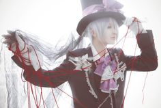 Xerxes, Pandora Hearts | ATO - WorldCosplay This has got to be one of the most epic things I've ever seen :O