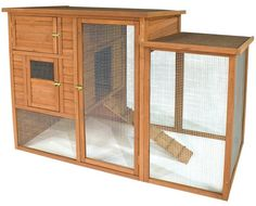 Premium Chick-N-Villa Chicken Coop – Happy Paws Pet Shop