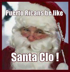 Puerto Rican be like