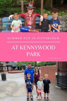 Kennywood Park has so much to offer for a day out in Pittsburgh. Located in West Mifflin, Kennywood Park offers many family-friendly rides, shows, and has so mu Kids And Parenting, Parenting Hacks, Travel Inspiration, Travel Ideas, Travel Tips, Travel Destinations, Visit Pittsburgh, West Mifflin, Unique Pregnancy Announcement