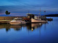 at twilight, Island Krk by werner boehm *, via Flickr