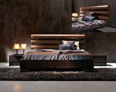 Современные кровати Итальянская мебель для спальни Кровати Современные дизайнерские кровати В рамках Современный стиль Bed