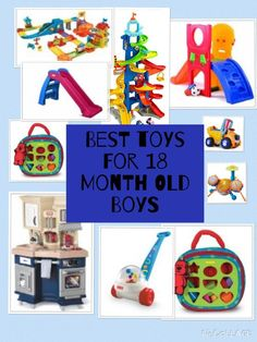 18 month old boys can be challenging to buy toys for as they are starting to develop at such a fast rate. When I first wrote this article, my youngest son was 18 months and this list has been inspired by the toys he was given. I've udate and is...