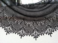 Out of Darkness pattern by Boo Knits ravelry.com