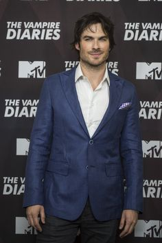 Ian Somerhalder - Press conference MTV América Latina on May 29, 2014 in Mexico