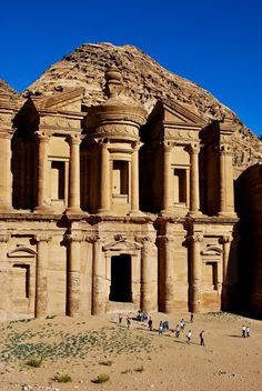 Photo of the Day – Petra Monastery, Jordan