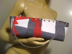 """Upcycled Keystone """"DD"""" Bag $38.50 @nicerakc rachel #cluch #handbag Cluch Bag, Louis Vuitton Twist, Upcycle, Cool Style, Shoulder Bag, Handbags, Fun, Fashion, Moda"""