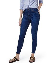 Fashion Girls Never Make This Denim Mistake via @WhoWhatWear