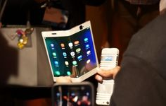 At the company's annual technology event, the firm showcased its flexible phone and folding tablet Asus Rog, Smartphone, Galaxy Note, Apple Iphone, Top Apps, Samsung Galaxy, Tablet, Advanced Style, Science For Kids