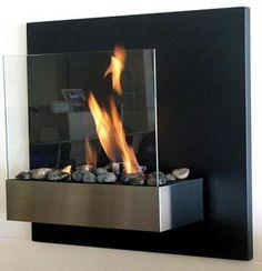 etanol fireplace