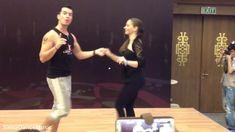 Oliver Pineda Partnerwork Workshop Dance 2018