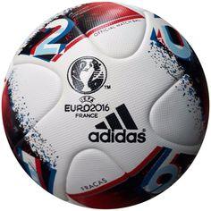 Adidas Fracas Euro Cup Final Match Soccer Ball France 2016  Adidas Soccer  Ball 6b8ed1b4bd348