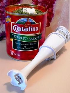 How to make 5 jars of spaghetti sauce in 5 minutes for around $3