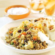 lentils and rice Indian Food Recipes, Healthy Recipes, Ethnic Recipes, Lentils And Rice, Couscous, Tofu, Fried Rice, Food And Drink, Pasta