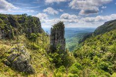 Pinnacle Rock, Panoramaroute