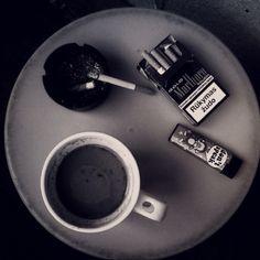 coffee & cigarrettes