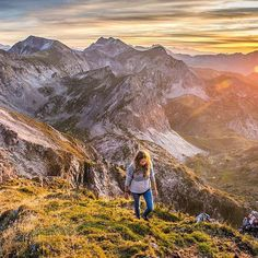 Breathtaking at Gamsspitzl. Photo by Cool Instagram Pictures, Outdoors, Colours, Photo And Video, Explore, Mountains, Travel, Outdoor, Trips