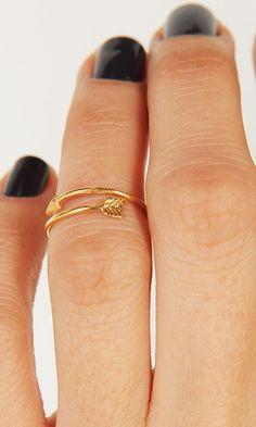 Shop...  Local Socialite:  Accessories - Arrow Knuckle Ring | HaulerDeals $9.95