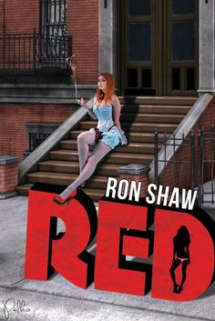 RED by Ron Shaw @RonGizmo Artwork by New Jersey artist Greg Palko @palkodesigns http://amzn.to/1CUpMqP