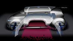 Mercedes Vision Tokyo Concept is a minivan for millennials [w/video]