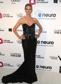 Heidi Klum Photos - TV personality/model Heidi Klum attends the 22nd Annual Elton John AIDS Foundation's Oscar Viewing Party on March 2, 2014 in Los Angeles, California. - Elton John AIDS Foundation Oscar Viewing Party — Part 6