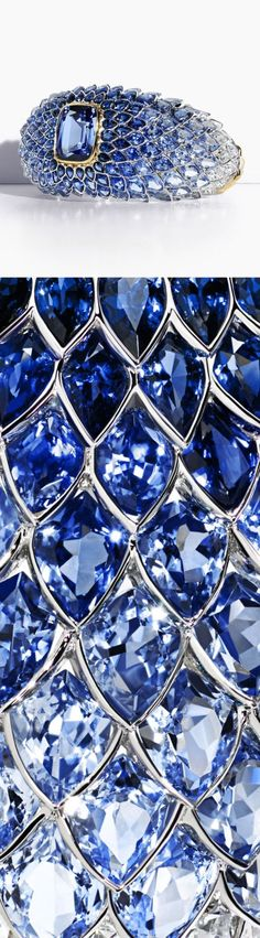Different!  BLUE SPINEL SCALES http://beautyblingjewelry.tumblr.com/post/109205488444/cartier-luxury-pla-beauty-bling-jewelry-fashion
