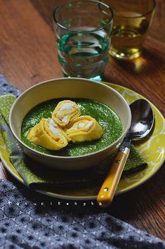 Katucikonyha: Tejszínes spenót tojástekerccsel - sütőben kell sütni a tojást