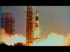 Saturn I SA-6, Atlas Centaur, Ranger 7 Launches: Cape Kennedy AFETR 1964: http://youtu.be/MzhImXB7E4c #launch #saturn #atlas