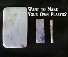 Many of us use plastic in our projects, but did you know you can melt down and reuse much of the plastic found in your house? In this instructable you'll ...