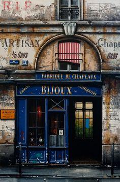 Corpus Christi, Uk And Ie Destinations, I Love Paris, Belle Villa, Shop Fronts, Antique Stores, Vintage Stores, Beautiful Places, Amazing Places