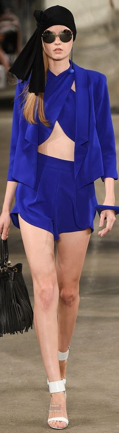 Milly Spring Summer 2015 Ready-To-Wear collection