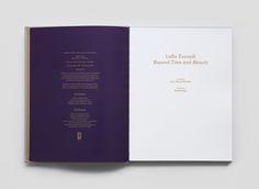 Lalla Essaydi Catalogue 3 in Layout