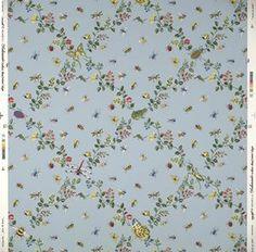 WP81595-002 Jour De Juin Hand Printed by Scalamandre