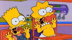 Baby/toddler Bart and Lisa Simpsons Simpsons, Simpsons Quotes, Bart And Lisa Simpson, Homer Simpson, Cartoon Edits, Cartoon Characters, Cartoon Drawings, Fictional Characters, Simpson Wave