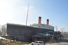 Take a Behind the Scenes Video Tour of The Titanic Museum in Pigeon Forge TN