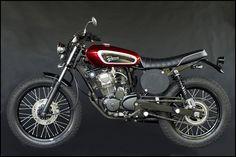 Deus Bali: Introducing The 'Tigers Milk' Honda Tiger, Honda Cub, Tracker Motorcycle, Scrambler Motorcycle, Scrambler Custom, Cafe Bike, Classic Bikes, Triumph Motorcycles, Super Bikes