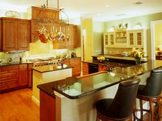Kitchen  island and breakfast bar | Plan 020S-0002 | House Plans and More