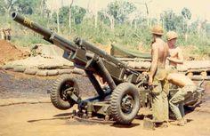 Image result for vietnam mortar camp
