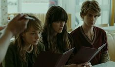The movie made from Kazuo Ishiguro's dystopian novel Never Let Me Go was just released in 2010, starring Kiera Knightley, Andrew Garfield and Carey Mulligan.