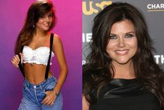 "Kelly Kapowski (Tiffany Amber Thiessen) from ""Saved By The Bell"": honestly I just want this hair. The Kelly hair, not the Tiffany hair."