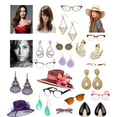 A fashion look from July 2012 featuring Alexis Bittar earrings, Givenchy earrings and Sorrelli earrings. Browse and shop related looks. Oval Faces, Square Faces, Long Faces, Face Shape Hairstyles, Hairstyles For Round Faces, Diamond Face Shape, Diamond Shapes, One Length Haircuts, Sleek Updo