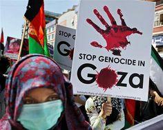 Afghanistan for Gaza. #StayHuman #StopBombingGaza